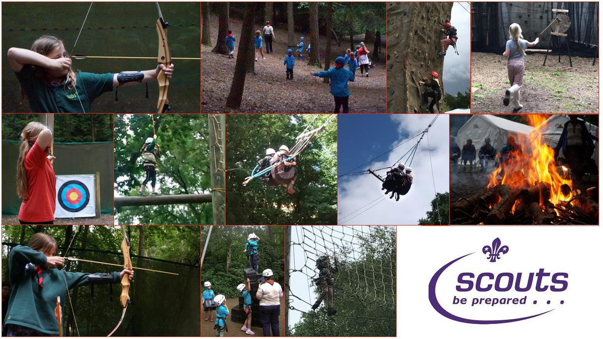 1st Barford Scout Group