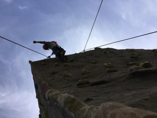 District Climbing Wall 005