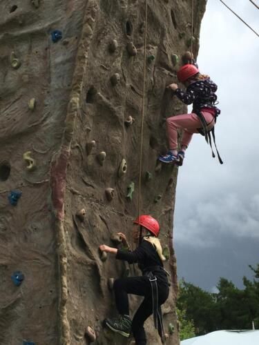 District Climbing Wall 010