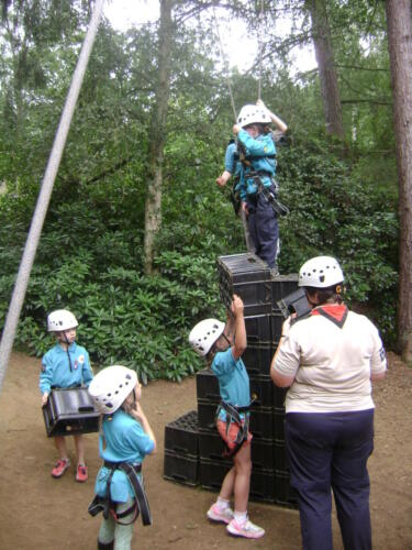 Summer Camp Crate Stacking 017