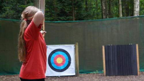 Summer Camp Archery 039